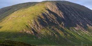Berg im Glen Croe