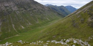 Wanderung in den Highlands