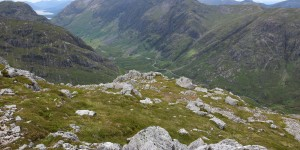 Wanderung im Glen Coe