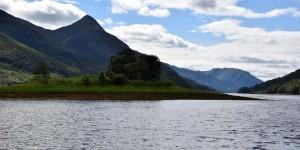 Am Ufer des Loch Leven