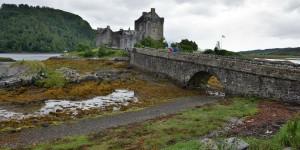 Das Eilean Donan Castle ist oft Filmkulisse