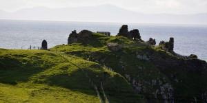 Ruine auf der Isle of Skye