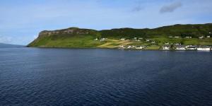 Abschied von der Isle of Skye