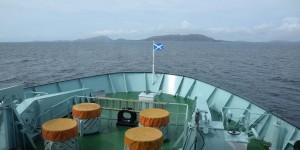 Bug der MV Hebrides