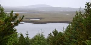 Landschaft auf Uist
