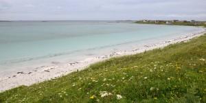 Strand auf Uist