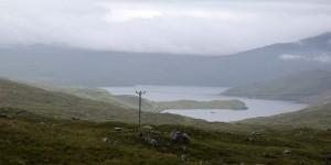 Schlechtes Wetter auf den Hebriden