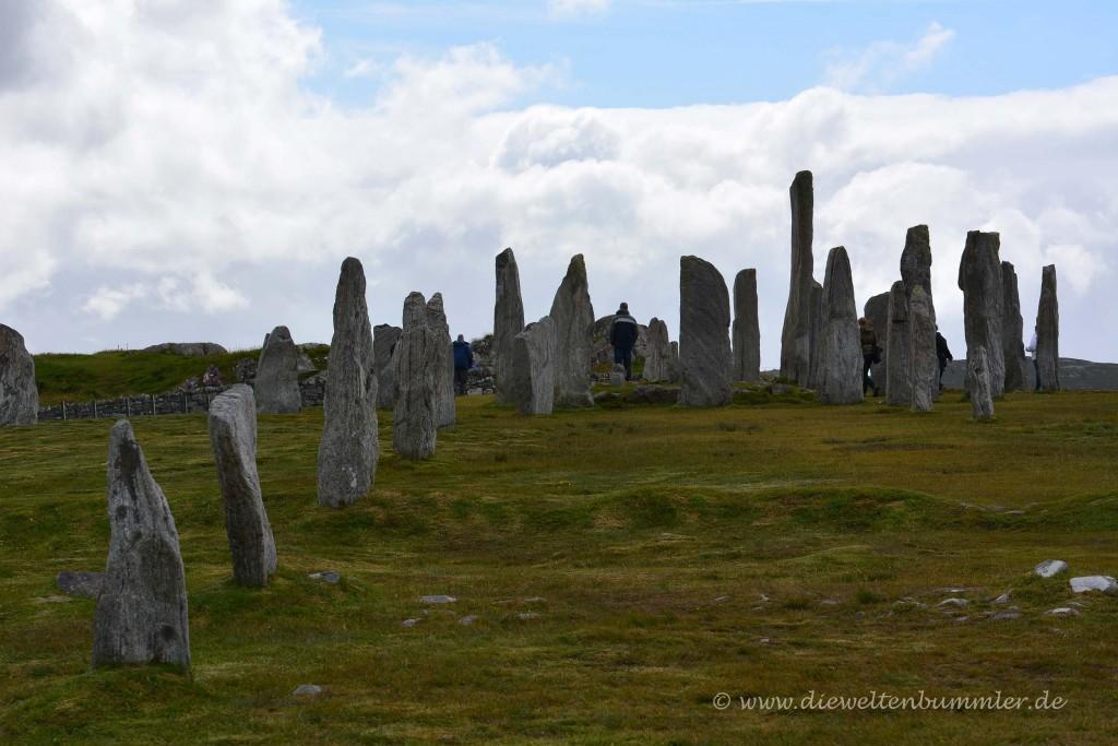 Die Steine sind bedeutender als Stonehenge
