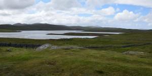 Landschaft auf Lewis and Harris