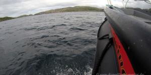 Fähre zur Insel Handa