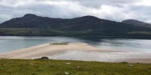 Landschaft in den schottischen Highlands