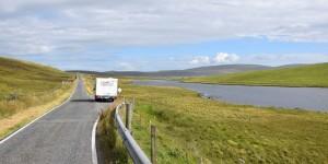 Mit dem Wohnmobil über die Shetland Inseln