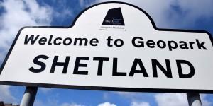 Willkommen auf den Shetland Inseln