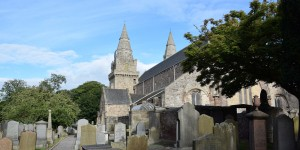Kirche in Old Aberdeen