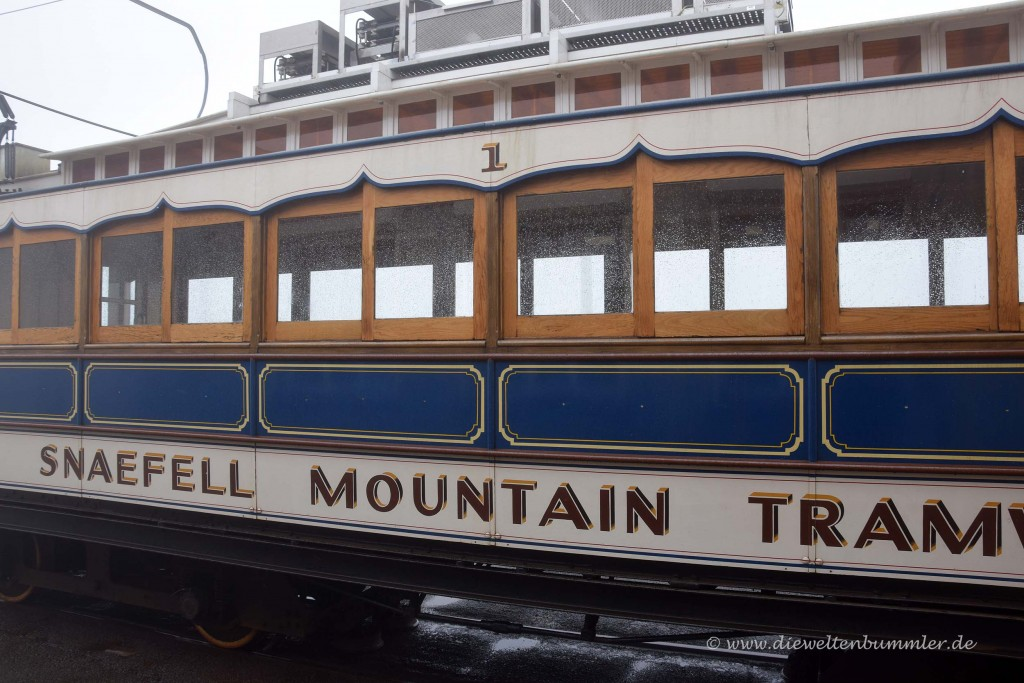 Snaefell Mountain Tramway
