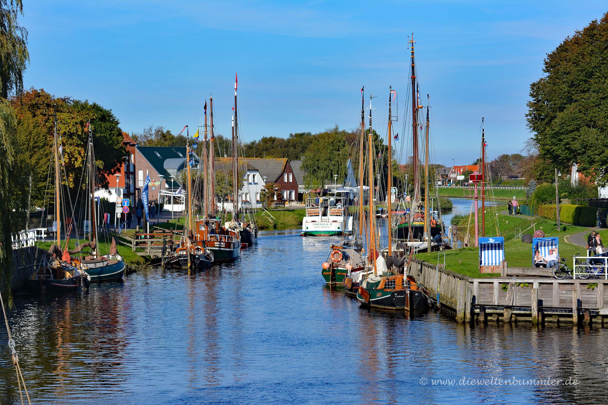 Hafen von Carolinensiel