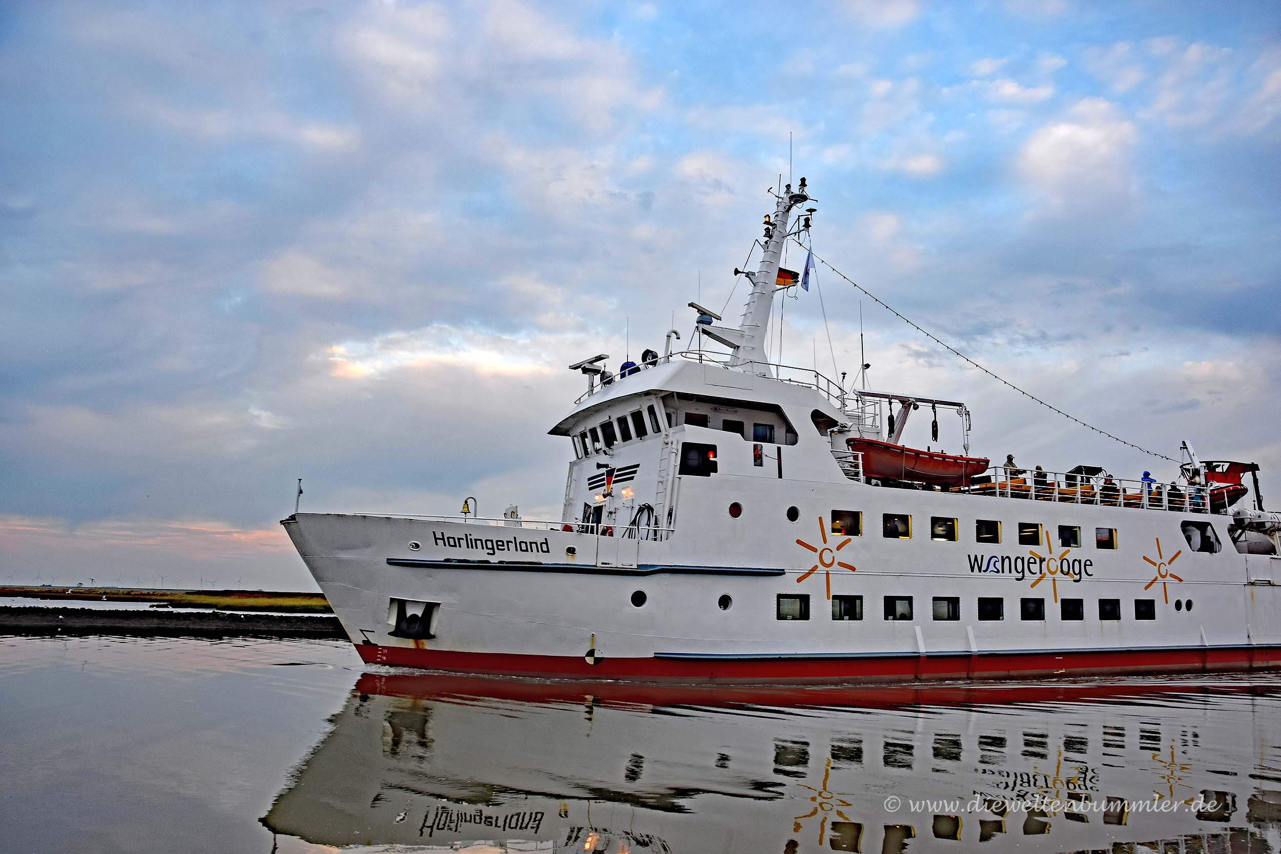 Schiff Harlingerland