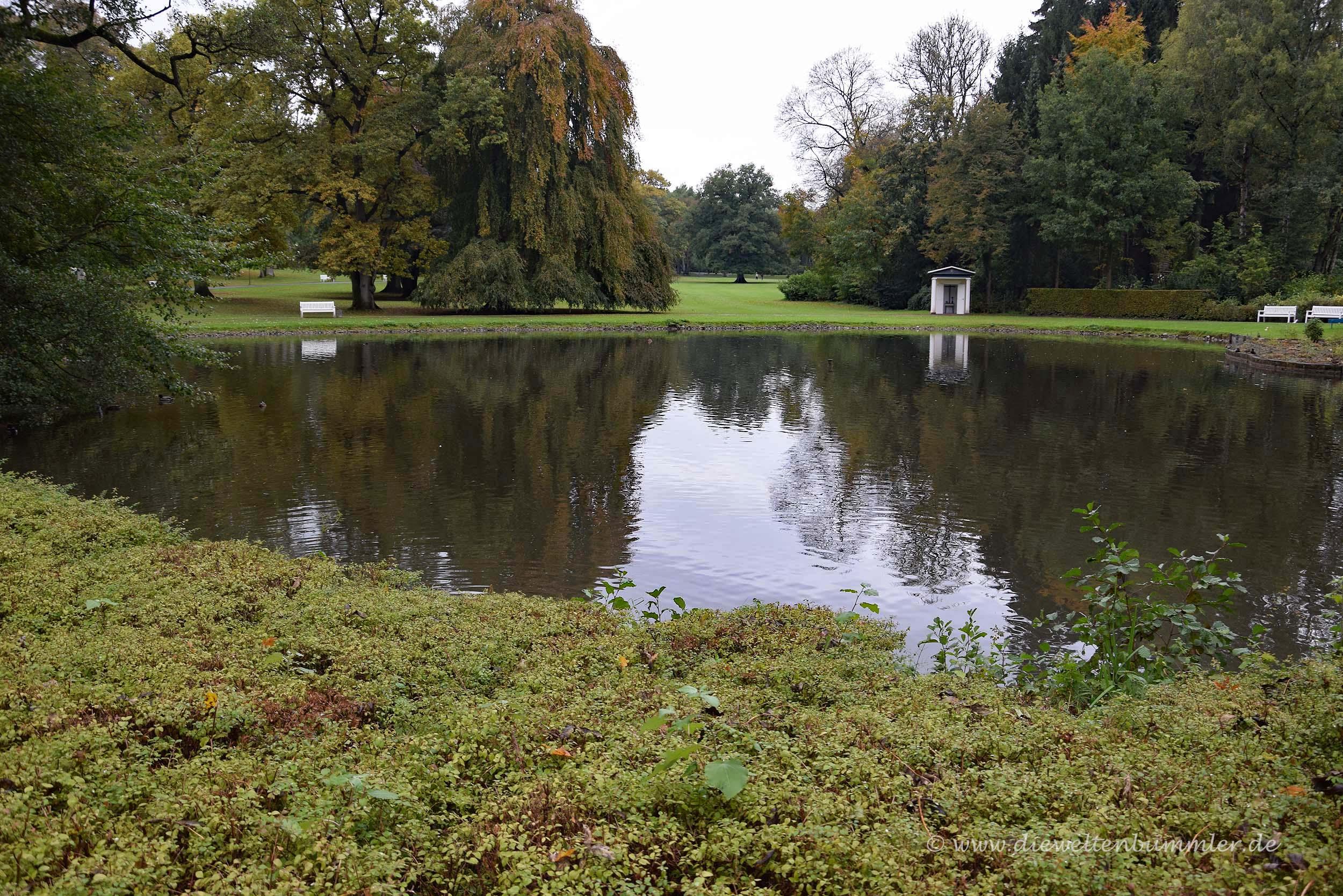 See im Gräflichen Park