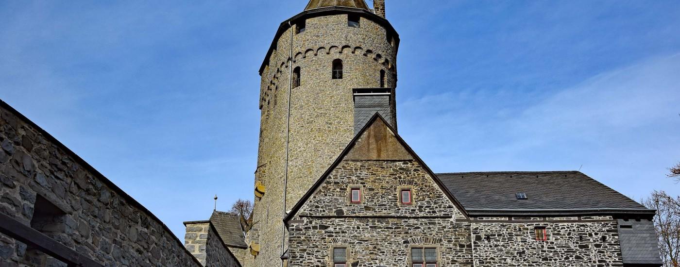 Burg Altena war auch ein Ziel