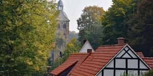 Idyllisches Tecklenburg
