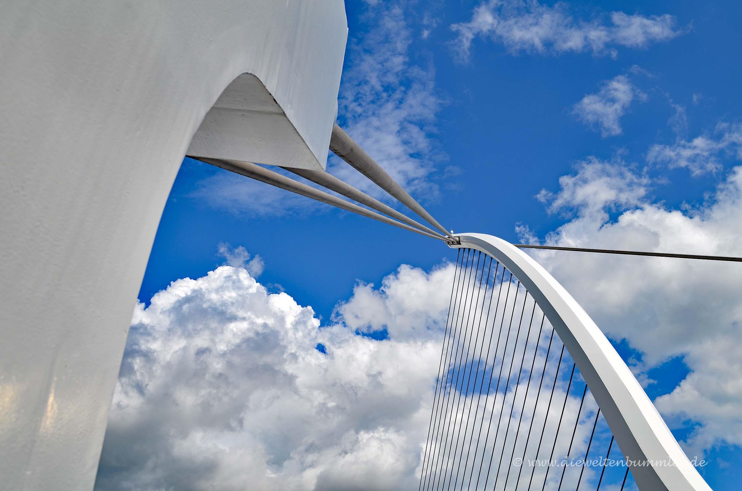 Beckett-Brücke in Dublin
