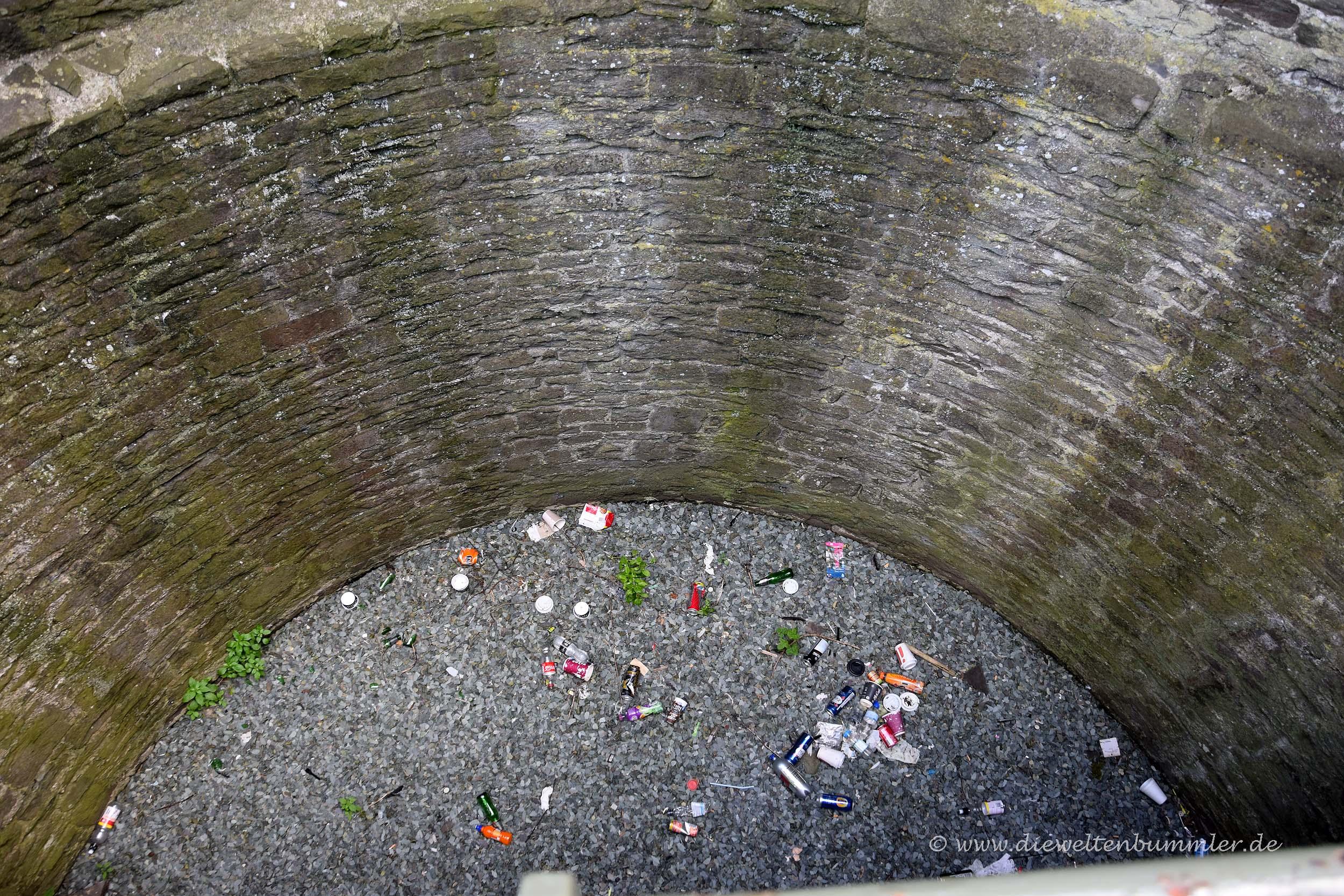 Stadtmauer von Conwy