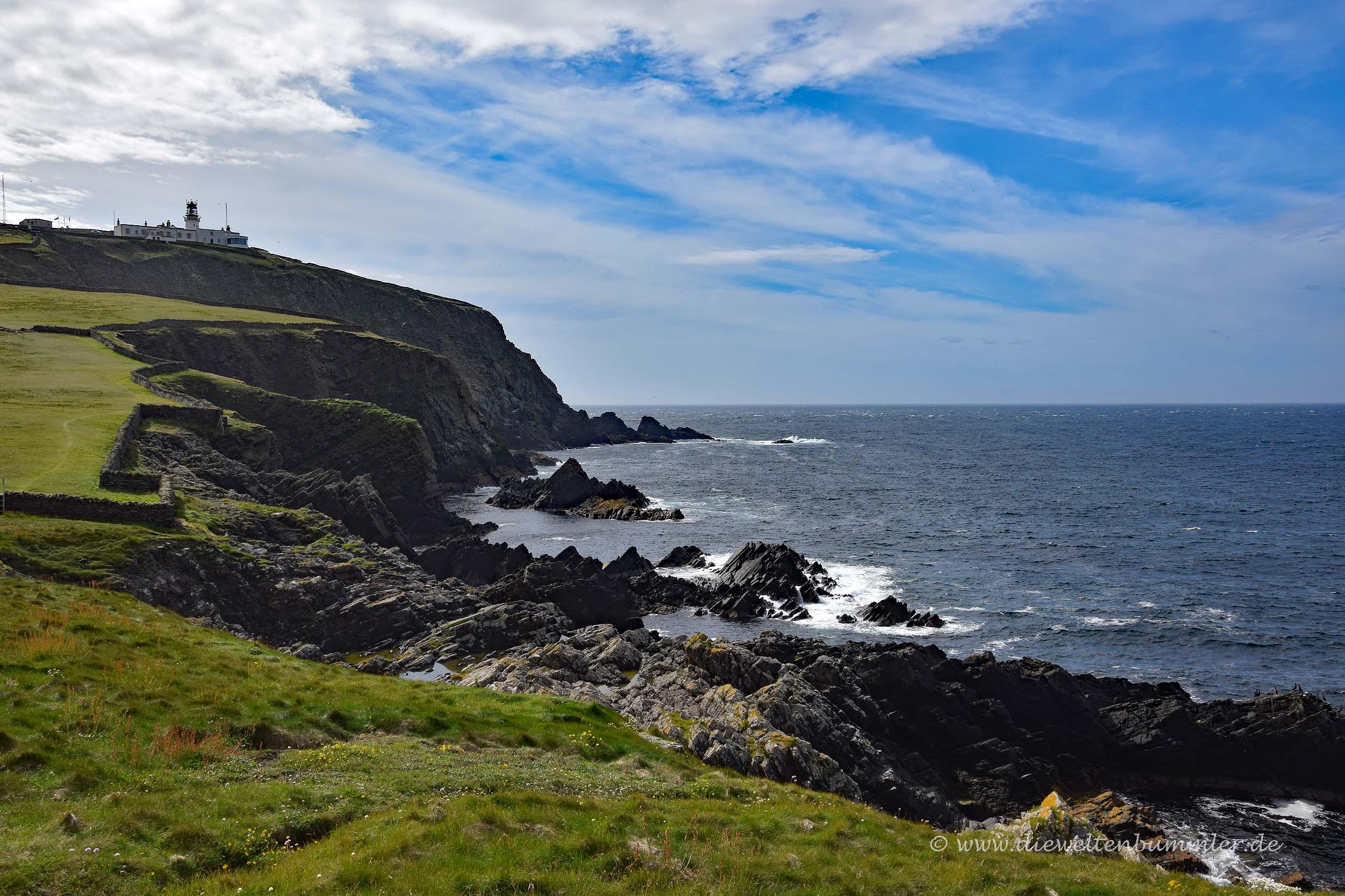 Südspitze der Shetland-Inseln