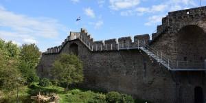 Wanderungen auf Stadtmauern