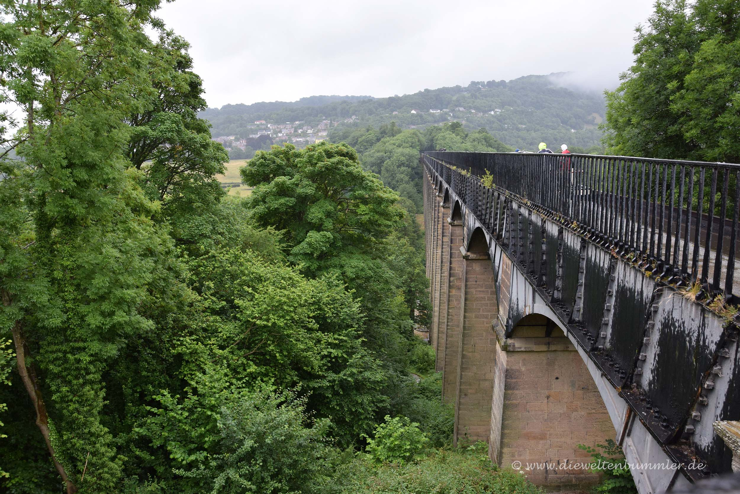 Das Tal des River Dee