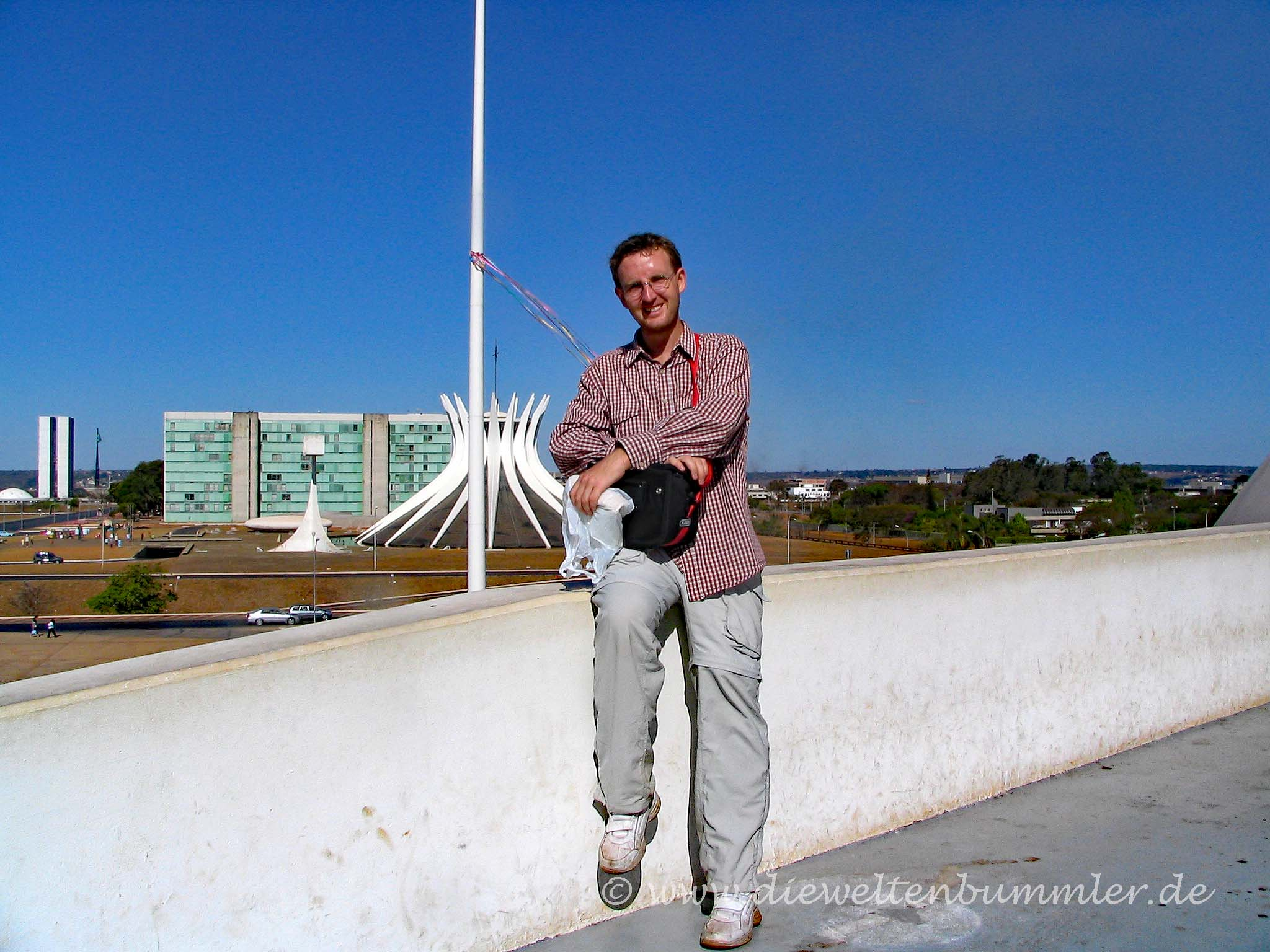 Michael Moll in Brasilia