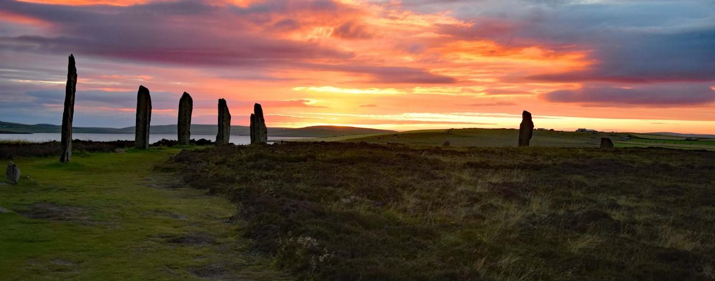 Weltkulturerbe Heart of Neolithic Orkney