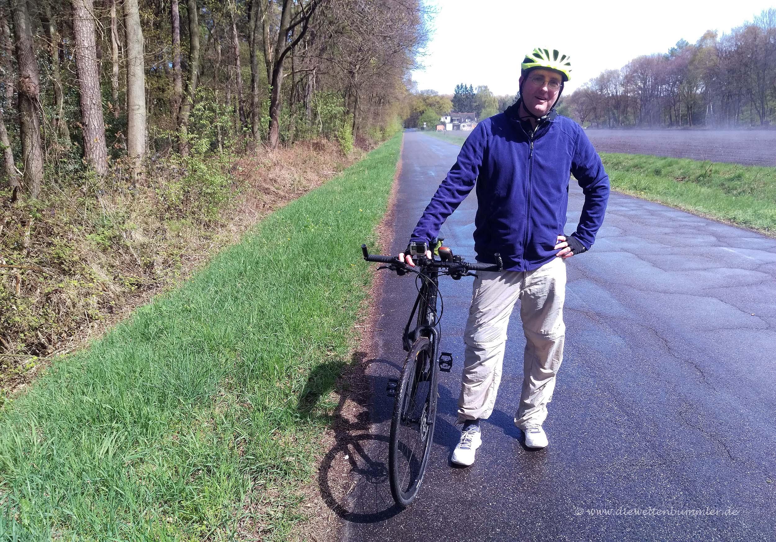Michael Moll bei Kilometer 70