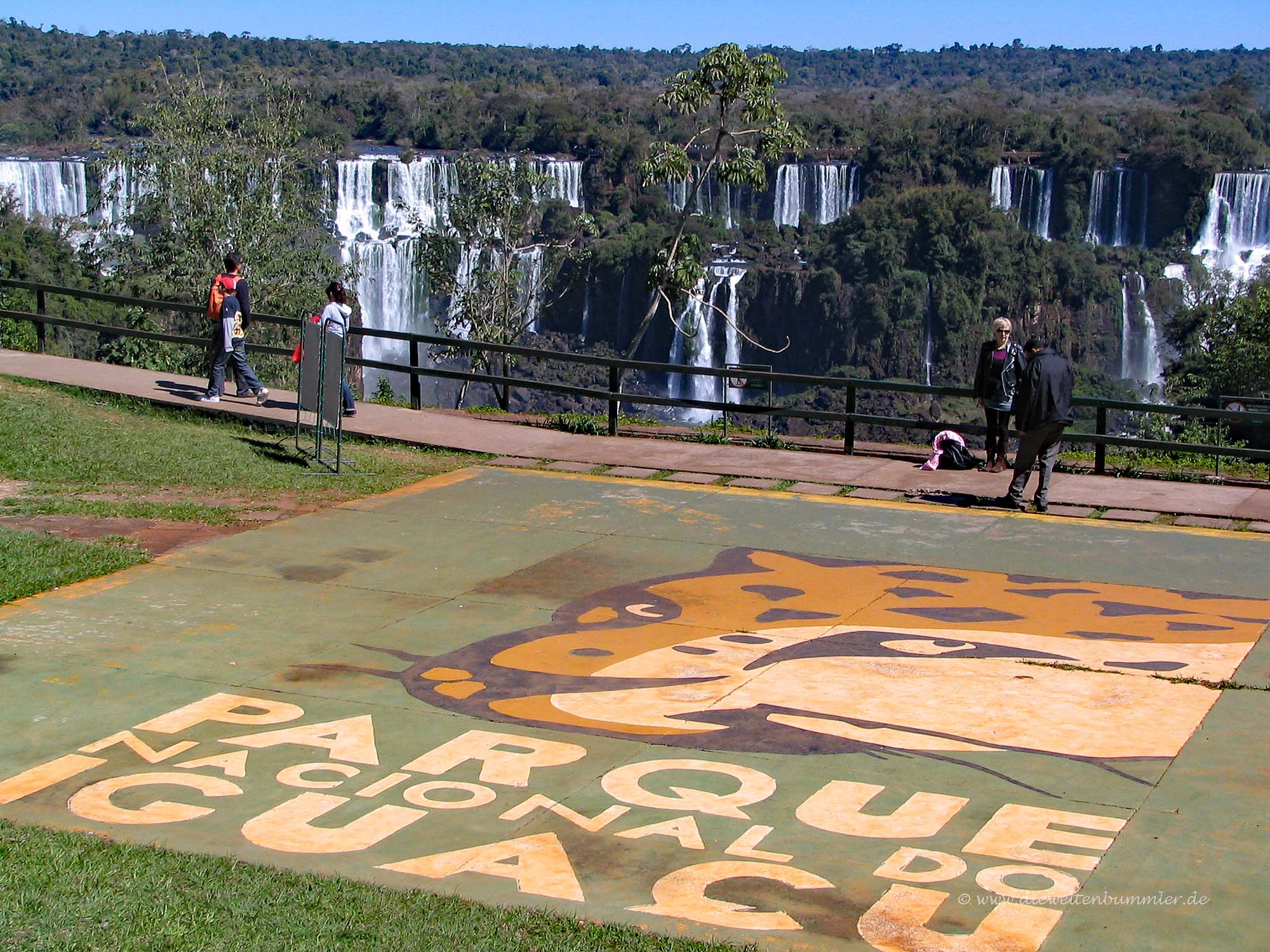 Nationalpark Iguacu
