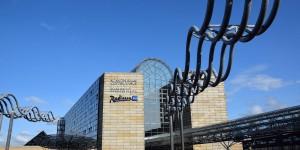Radisson-Hotel in Aarhus