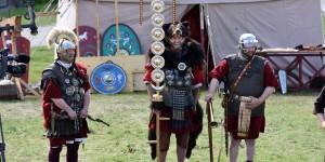 Römer-Vorführung