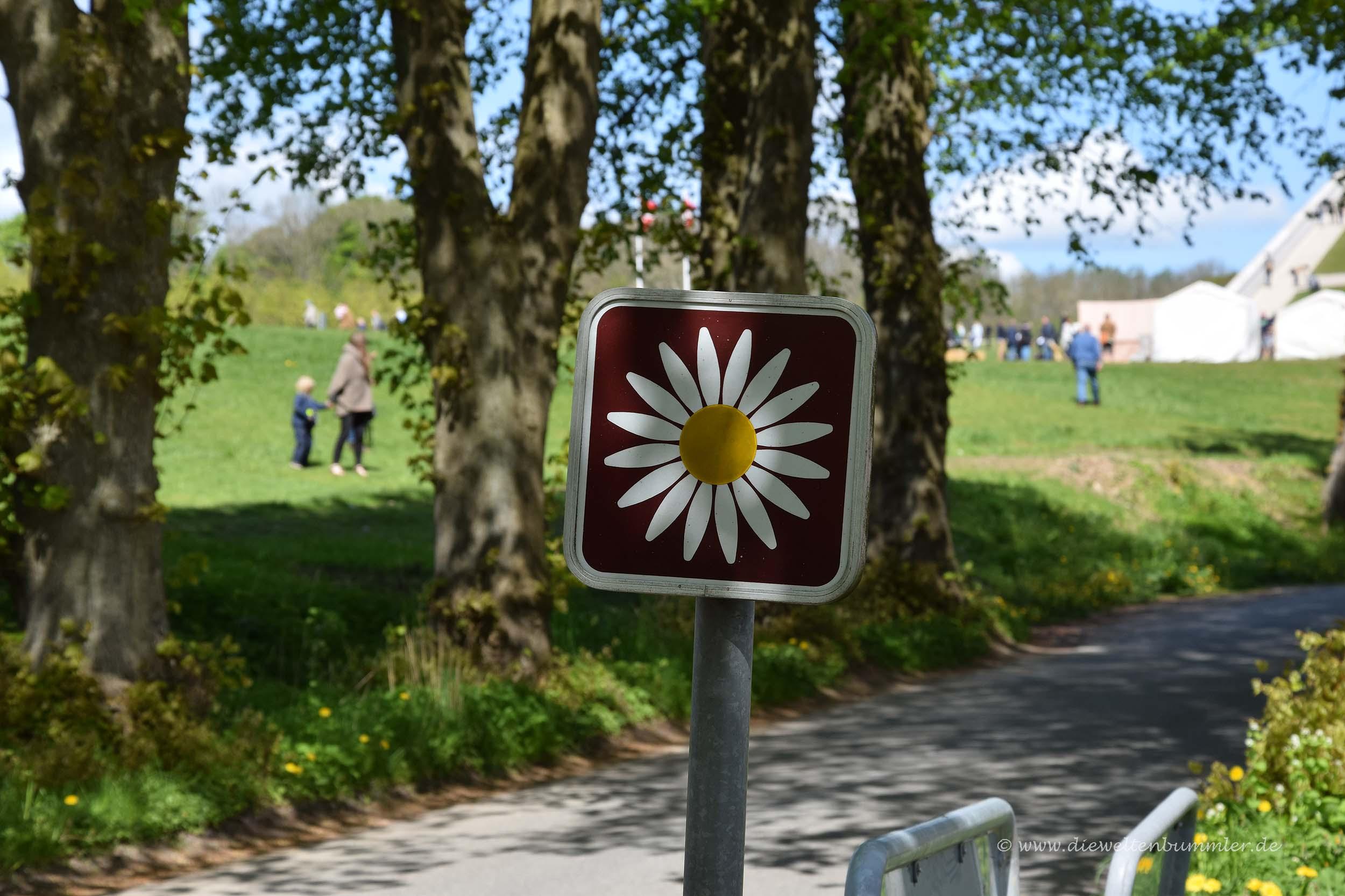Margeritenroute in Dänemark