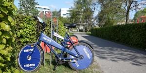 Kostenlose Leihräder in Aarhus