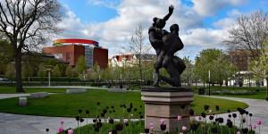 Mollepark in Aarhus