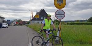 Weltrekord mit dem Fahrrad