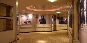 Museum auf Deck 2 und 3