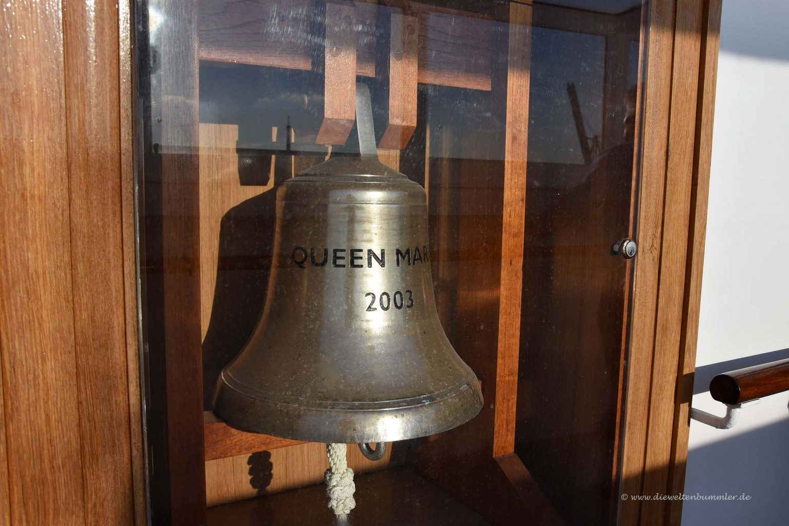 Glocke der Queen Mary