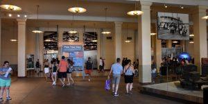 Museum in Ellis Island