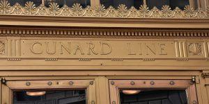 Cunard Gebäude