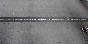 Infos auf der Straße