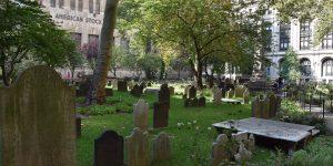 Friedhof in Manhattan