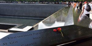 Gedenken an die Anschläge