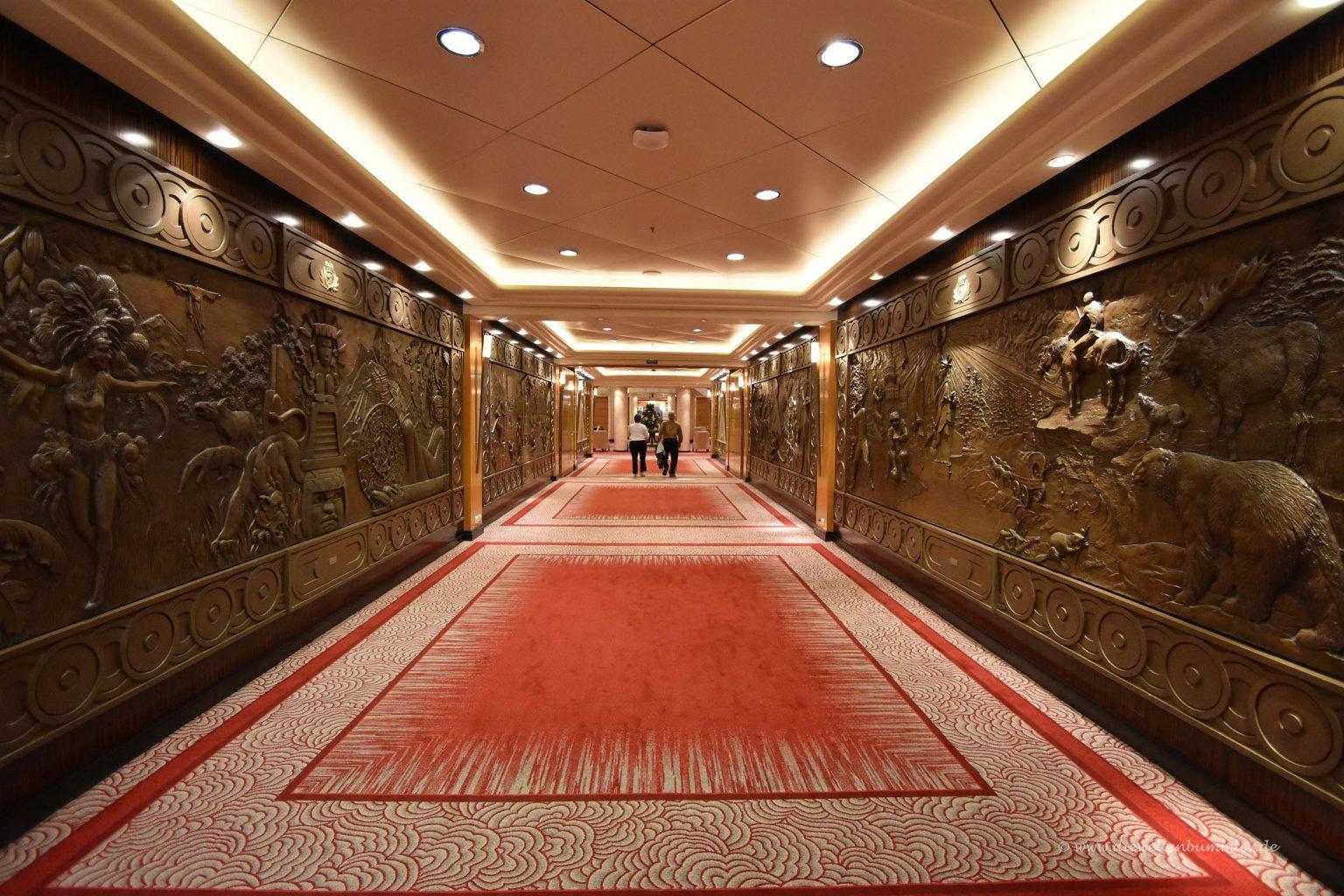 Durchgang zur Grand Lobby