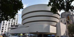 Guggenheimmuseum an der 5th Avenue