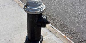 Amerikanischer Hydrant