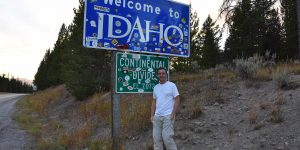Michael Moll in Idaho